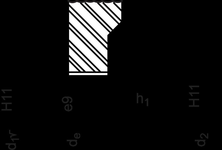 Anel de Vedação Vring Modelo A