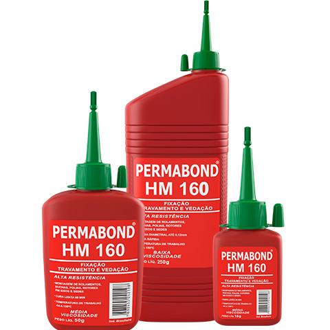 Adesivos Anaeróbicos HM 160