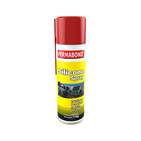 Silicone Spray Permabond