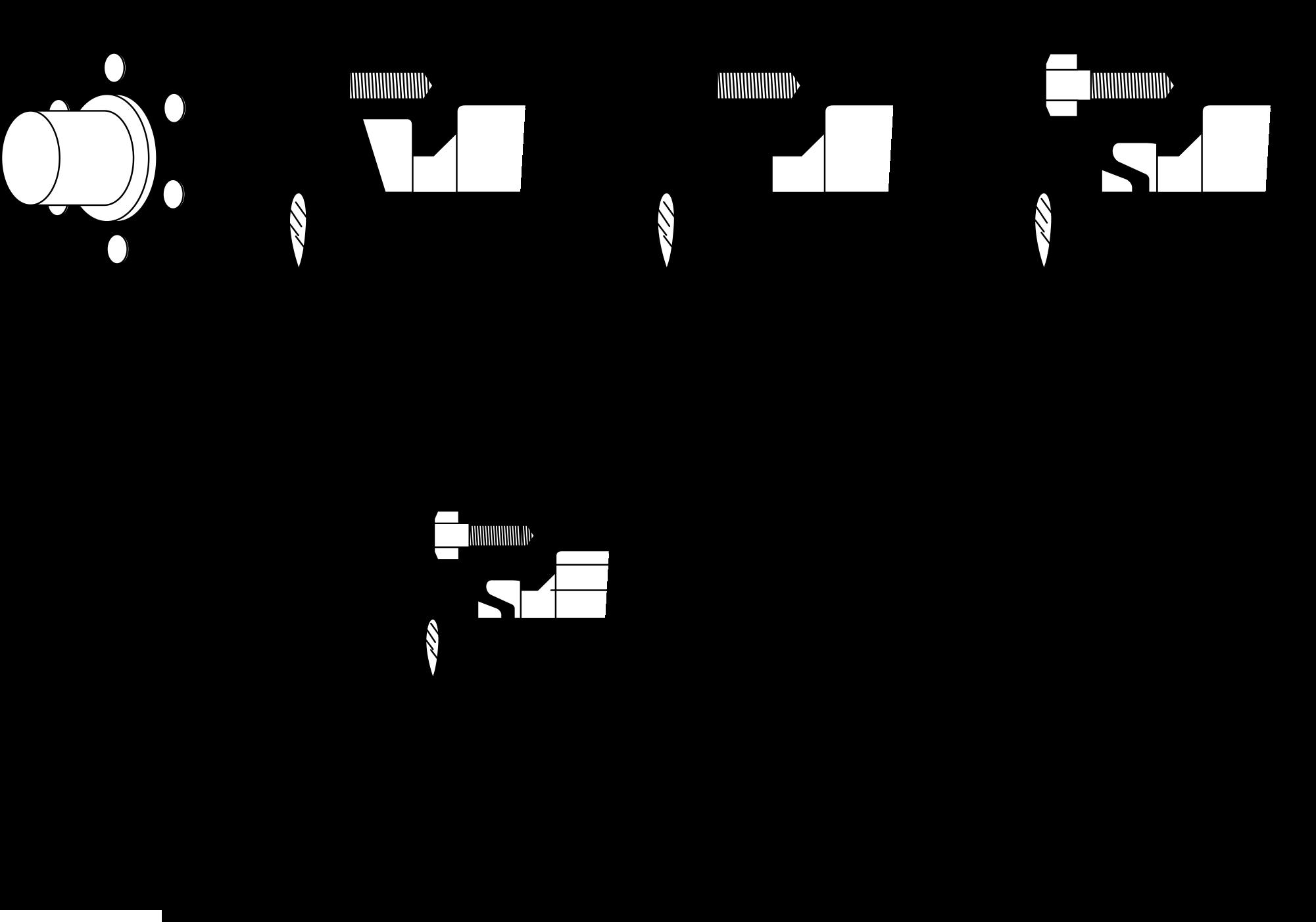 Tabela de Tolerâncias para Retentores sem Anel Metálico