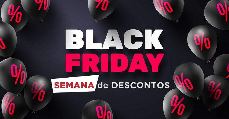 Black Friday Samech Vedações
