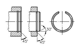Anéis de Secção Circular