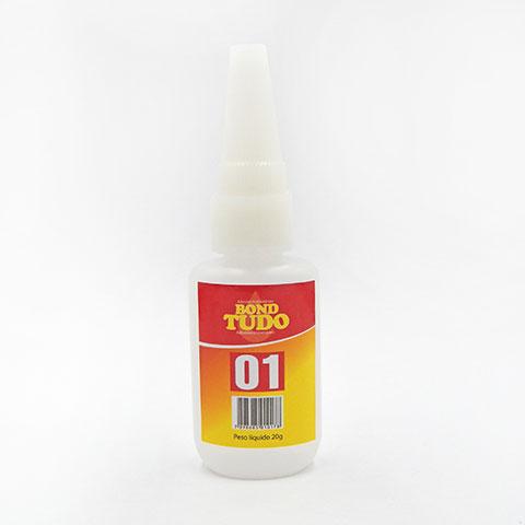 Adesivo Instantâneo de Cianoacrilato Bondtudo 01