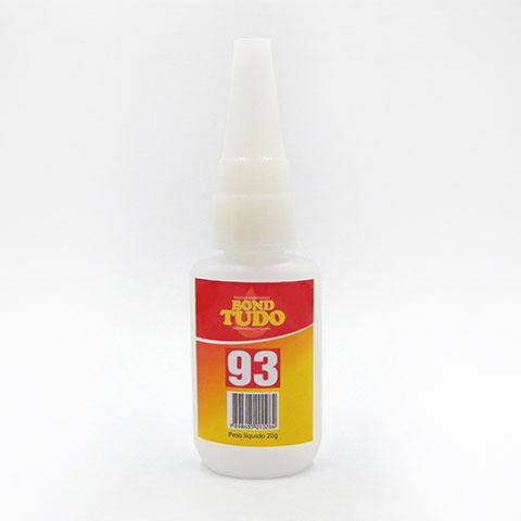 Adesivo Instantâneo de Cianoacrilato Bondtudo 93