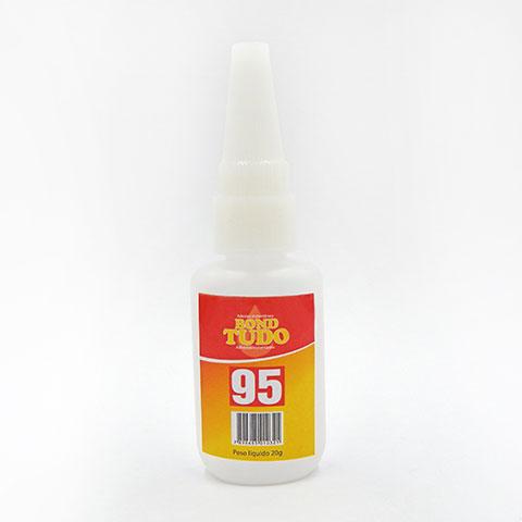 Adesivo Instantâneo de Cianoacrilato Bondtudo 95