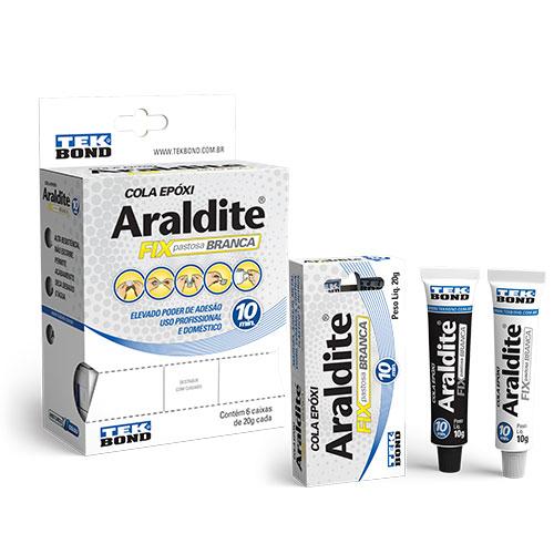 Araldite® Fix Branco TEKBOND