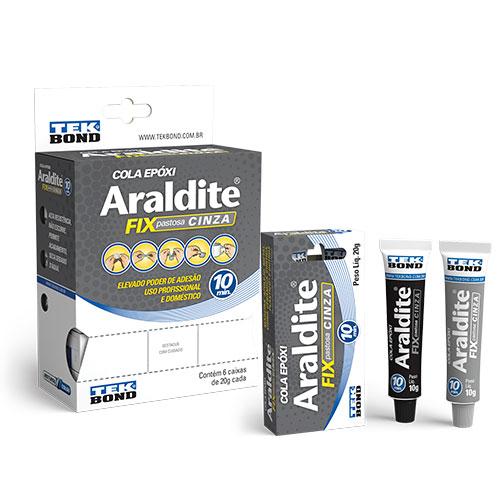Araldite® Fix Cinza TEKBOND