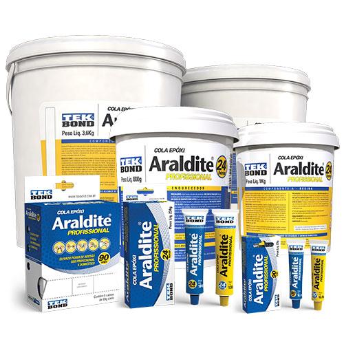 Araldite® Profissional TEKBOND