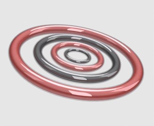 Anéis Encapsulados Samech Vedações
